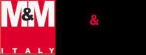 M&M ITALIA LOGO NERO